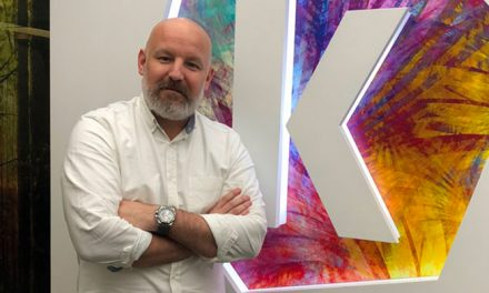Andy Yarrow becomes new Kornit President, Asia Pacific