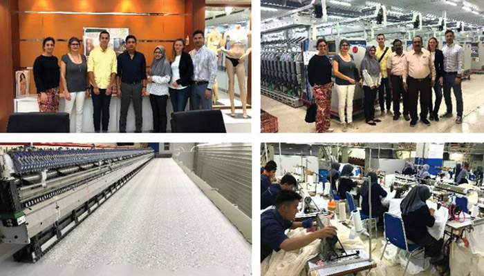 Eurovet and Indonesian lingerie industry join forces