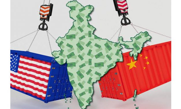 Indian economy to benefit out of US-China trade war