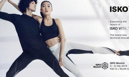 Isko unveils Isko Vital fabrics at ISPO Munich