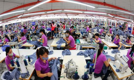 Garment export from Vietnam increases 13.3 pc