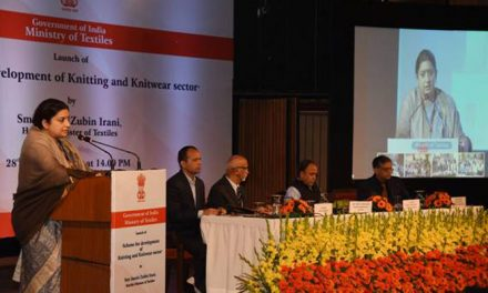 Govt. launches comprehensive scheme for development of knitting sector