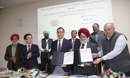 PAU signs MoU with Japan's NSSB