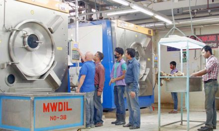 Bangladesh invests in textile wet processing
