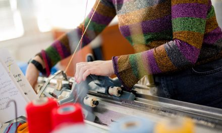 Scottish knitter to open research and design centre