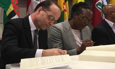 UK signs trade continuity agreement with Caribbean nations