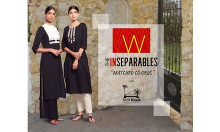 W eyes 20 per cent sales from sustainable fabric products