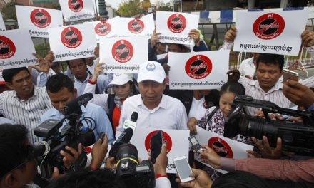 Buyers concerned over labour, rights situation in Cambodia