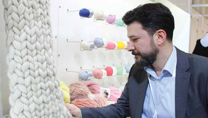 Global collaborations take place at Istanbul Yarn Fair