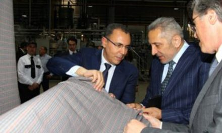 Two textile factories open in Morocco's Tangier