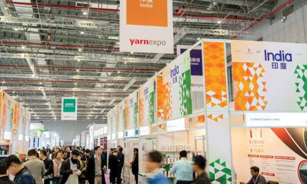 Yarn Expo Spring Offers Access To New Markets