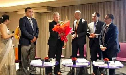 India ITME Society connects with industry at Barcelona