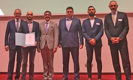 ITA student grabs ITMA Research & Innovation Excellence Award 2019