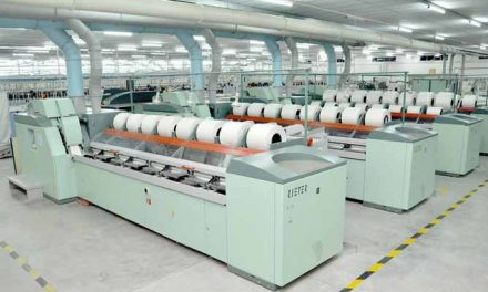 New textile machinery shipments follow various trends in 2018