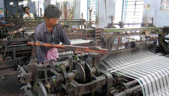 Power loom owners from Erode against imposition of import duty on