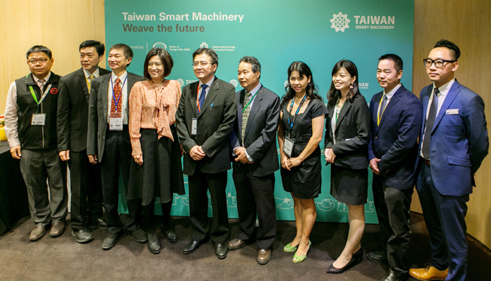Taiwan 'Smart' machinery leads textile industry