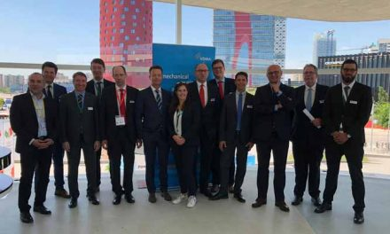 Going digital at ITMA 2019 with VDMA