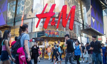 H&M first half sales increases 11 per cent