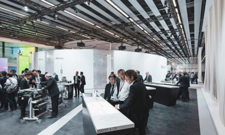 Groz-Beckert welcomes over 6,500 visitors at its booth at ITMA
