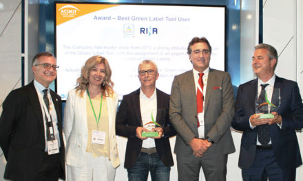 Italy becomes major textile machinery player at ITMA 2019