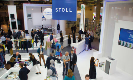 STOLL satisfied with outcome of ITMA