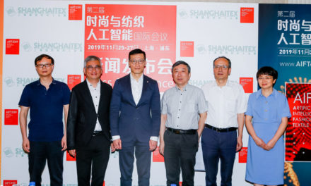2nd Artificial Intelligence on Fashion and Textile International Conference officially launched