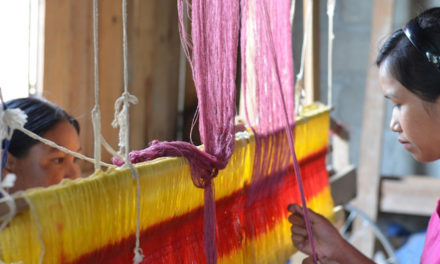 Central Govt. to help Meghalaya textiles industry