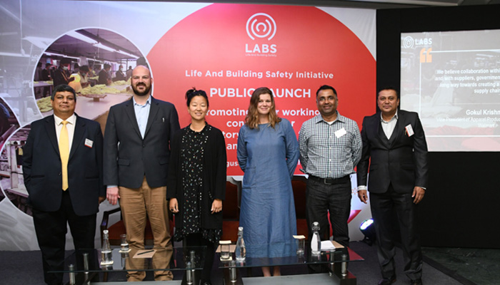 Global apparel brands join LABS Initiative in India and Vietnam