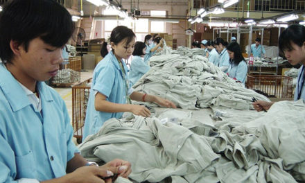 Philippines exporters urge govt. to keep tax perks for garments