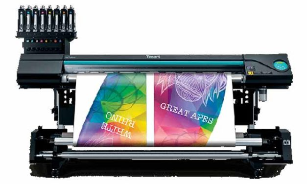 Roland introduces multi-function dye-sublimation printer