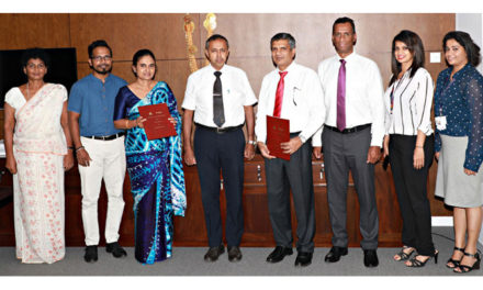 Teejay Lanka announces extension of support to University of Moratuwa