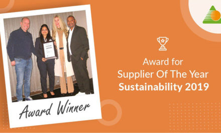 Woolworths Supplier Excellence Award for Pratibha Syntex