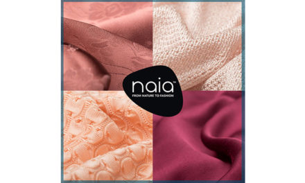 Naia sustainable fabric collection by Eastman