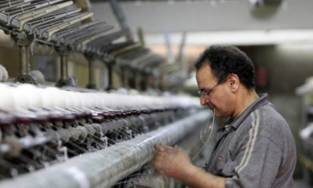 Egypt launches strategy to restructure all textile firms
