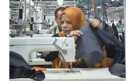 Egypt's textile exports increase in 7 months