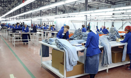 European countries ranked first among destinations for textile sales