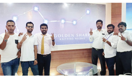 Golden Falcon to offer Golden Sharp needles in South India