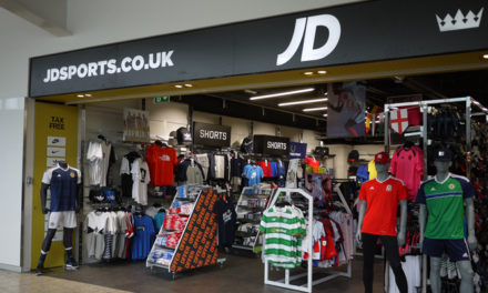 JD Sports posts another record result