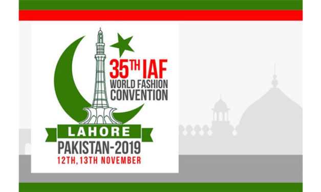 Lahore's maiden World Fashion Convention to be held in Nov.