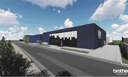 Brother opens new company building in Emmerich