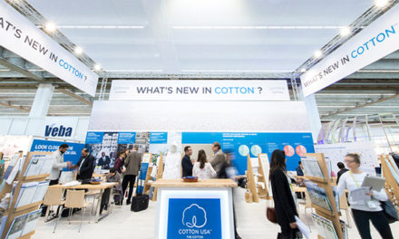 COTTON USA presents innovations in smart fashion at Intertextile