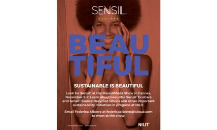 Sensil® leads with sustainability in Europe
