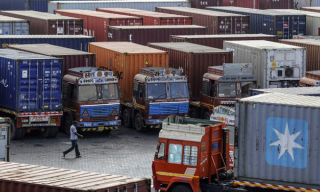 India's October exports marginally decline due to trade tensions and protectionism