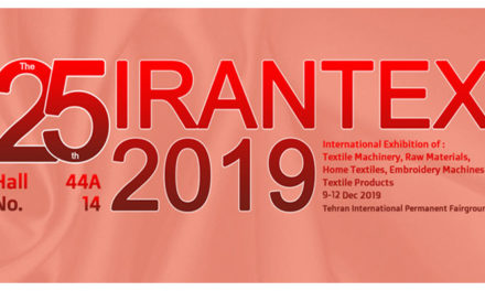 Italian Textile Machinery to be present at IRANTEX 2019