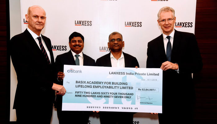 LANXESS starts vocational skill centre in Thane