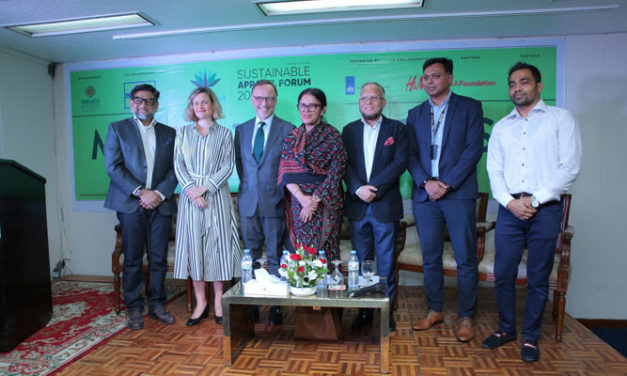 SAF promotes sustainability in Bangladesh