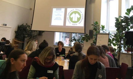 Global Organic Textile Standard round table held in Germany