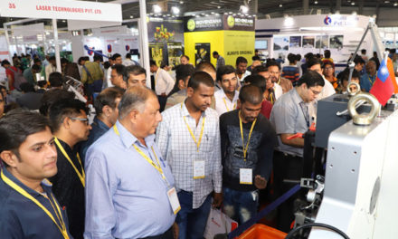 ITMACH brings latest textile technologies to investors