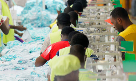 Limitation set on duty-free apparel from Haiti to US