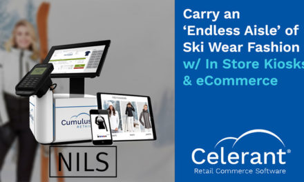Sportswear firm NILS selects Celerant's retail software